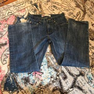 Levi 514 Jeans. Boys 12 slim.